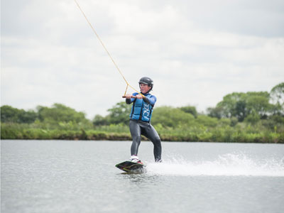 Wake Boarding North Devon