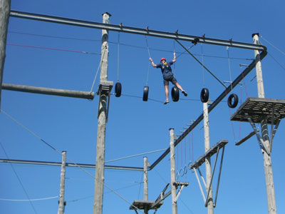 High Ropes North Devon