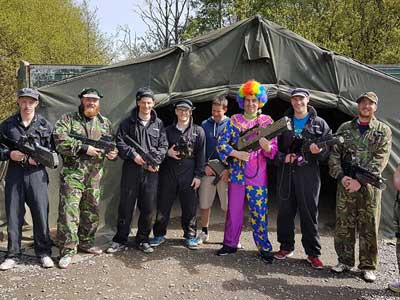 Laser Tag North Devon