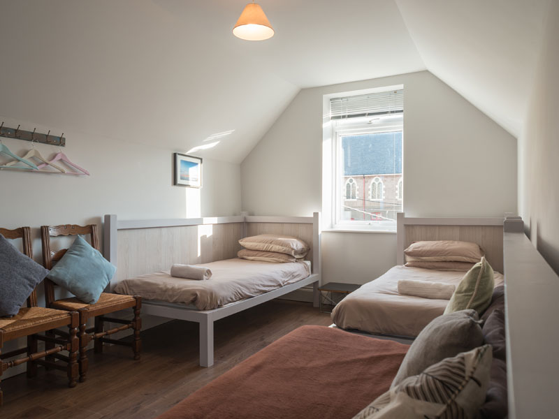 Stag Accommodation Woolacombe