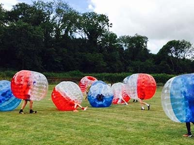 Bubble Football North Devon